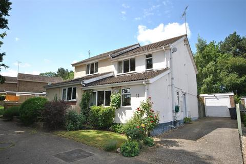 3 bedroom semi-detached house for sale - Bedell Close, Bury St. Edmunds