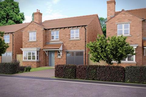 4 bedroom detached house for sale - Plot 4 Bridge Lane, Pollington, DN14