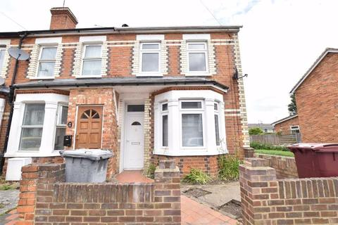 3 bedroom end of terrace house to rent - Sherwood Street, Reading
