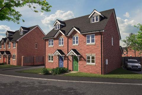 3 bedroom semi-detached house for sale - Plot 47 Dolforgan View, Kerry, Newtown, Powys, SY16