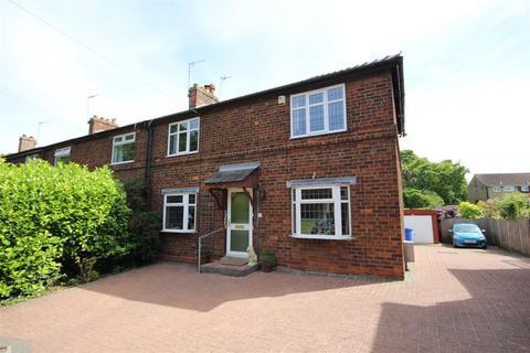 3 bedroom end of terrace house for sale - Admiral Walker Road, Beverley