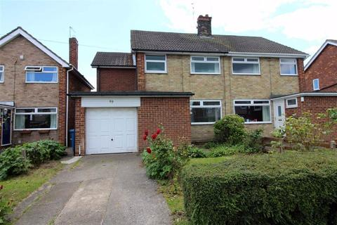 4 bedroom semi-detached house for sale - Highfield Road, Beverley, East Yorkshire