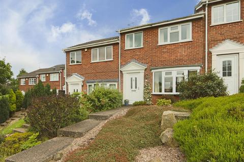 3 bedroom townhouse for sale - Haddon Close, Carlton, Nottinghamshire, NG4 4GT