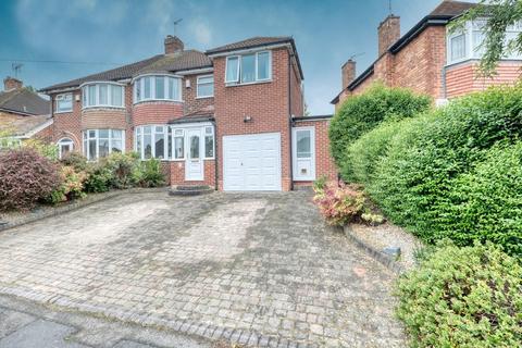 4 bedroom semi-detached house for sale - Aversley Road, Kings Norton, Birmingham, B38 8PL