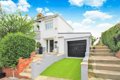 3 bedroom end of terrace house for sale - Canfield Road, Brighton, BN2 4DN