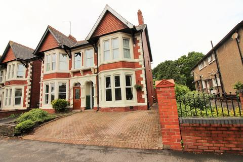 4 bedroom semi-detached house for sale - Llandennis Road, Cyncoed
