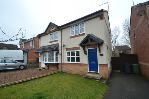 2 bedroom semi-detached house for sale - Middle Combe Drive, Roundswell, Barnstaple, EX31