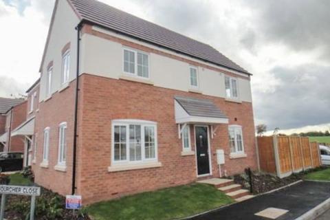 3 bedroom semi-detached house to rent - Penruddock Drive, Tile Hill