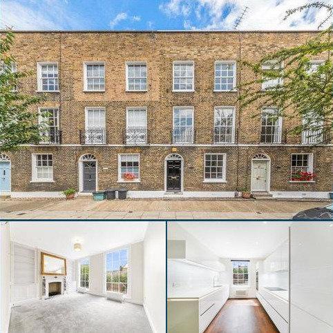 4 bedroom terraced house for sale - Batchelor Street, London, N1