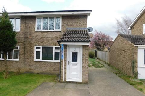 1 bedroom flat for sale - BEAUMONT CLOSE, NEWTON AYCLIFFE, BISHOP AUCKLAND