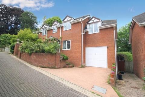 4 bedroom detached house for sale - St. Andrews Road, Exeter