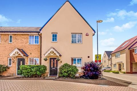 3 bedroom end of terrace house for sale - Claremont Crescent, Rayleigh