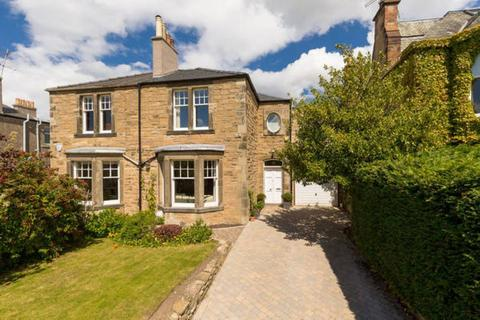 4 bedroom semi-detached house for sale - 10 Campbell Road, Edinburgh, EH12 6DT