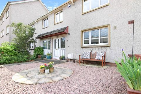 3 bedroom terraced house for sale - 38 Dochart Drive, Edinburgh EH4 7LB