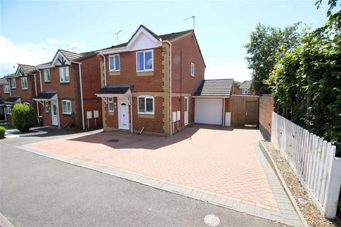 3 bedroom detached house for sale - Naseby Drive, DAVENTRY