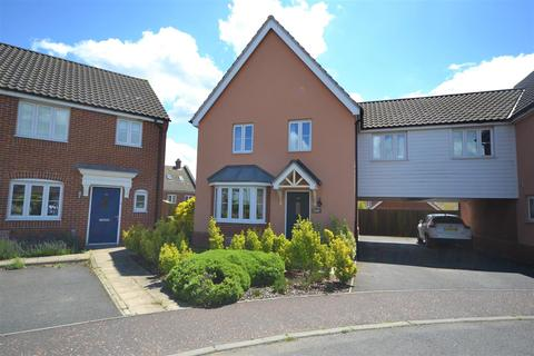 4 bedroom link detached house for sale - Worcester Road, Norwich