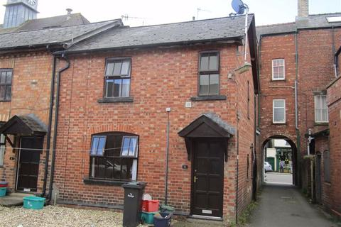 2 bedroom semi-detached house to rent - 5, Victoria Square, Llanidloes, Powys, SY18