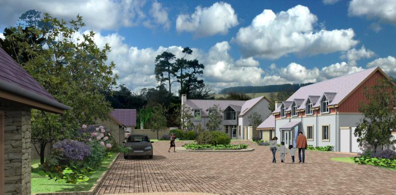 Plot Commercial for sale in Plots, Heriotshiels, Oxton, Lauder, Scottish Borders