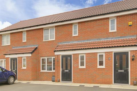 3 bedroom townhouse for sale - Mustang Close, Hucknall, Nottinghamshire, NG15 6WT