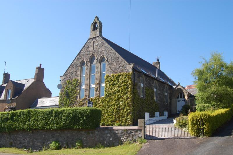 7 Bedrooms Detached House for sale in The Old Church, Grantshouse, Duns, Berwickshire, Scottish Borders