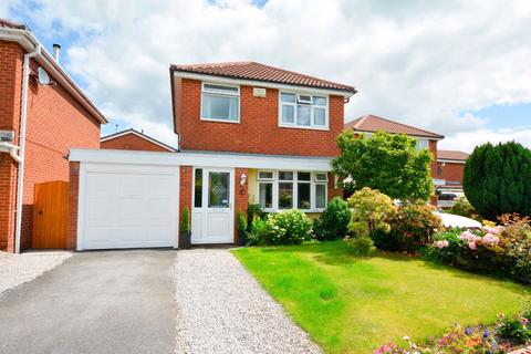 3 bedroom detached house for sale - Shelley Street, Leigh, WN7