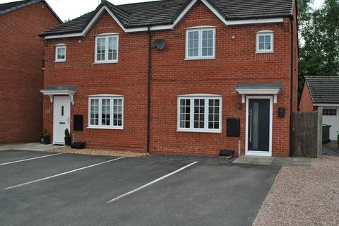 3 bedroom semi-detached house for sale - Bannister Grove, Winsford