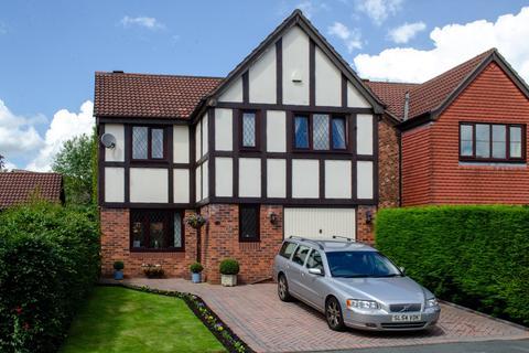 4 bedroom detached house for sale - Mornant Avenue, Hartford, Northwich, CW8