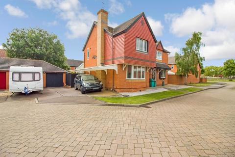 4 bedroom detached house for sale - Middlefield, Hampton Hargate, Peterborough, PE7 8AX
