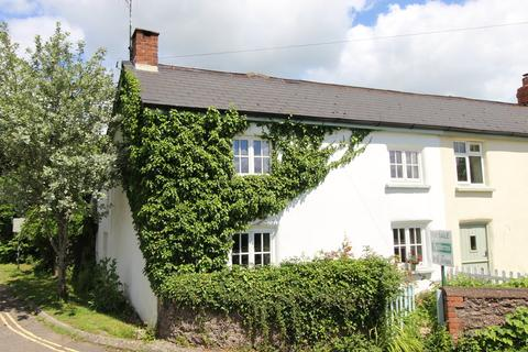 3 bedroom cottage for sale - Moorend Cottage, Sampford Peverell