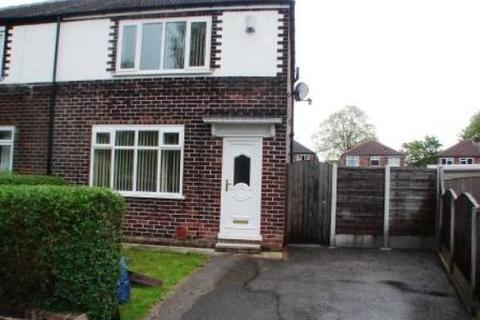 2 bedroom semi-detached house to rent - Woodsend Road, Manchester, M41