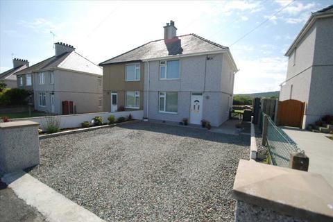 2 bedroom semi-detached house for sale - Pentrefelin, Amlwch