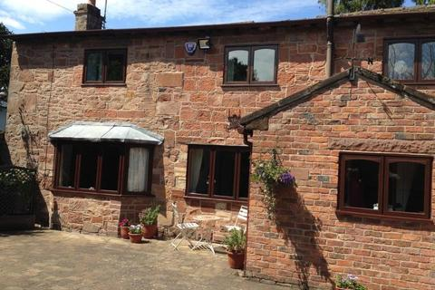 3 bedroom detached house for sale - Elm Tree Cottage, 12a Rocky Lane, Heswall, CH60 0BY