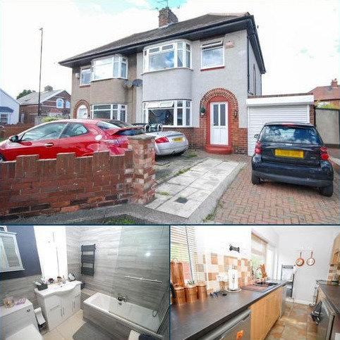 3 bedroom semi-detached house for sale - Pauline Avenue,Fulwell,Sunderland