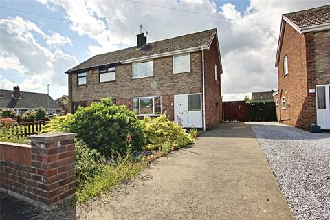 3 bedroom semi-detached house for sale - Langham Road, Thorngumbald, Hull, East Yorkshire, HU12