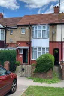 3 bedroom terraced house to rent - Poynters Road, Luton LU4