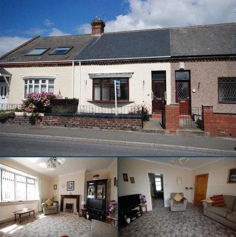 1 bedroom bungalow for sale - Wood Terrace, Jarrow