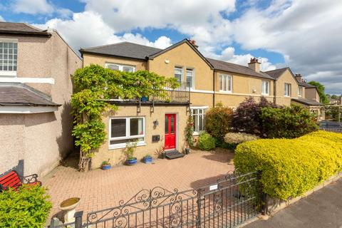 4 bedroom end of terrace house for sale - 28 Riversdale Crescent, Edinburgh, EH12 5QT