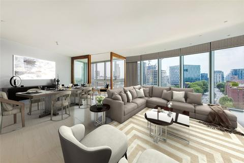 2 bedroom flat to rent - The Tower, 1 St George Wharf, London