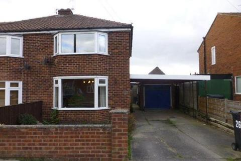 2 bedroom semi-detached house to rent - Maythorn Road, Huntington