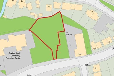 Land for sale - Reddal Hill Road, Cradley Heath, West Midlands, B64 5JG