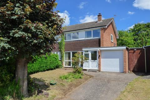 3 bedroom semi-detached house for sale - Glenthorne Road, Holmer, Hereford