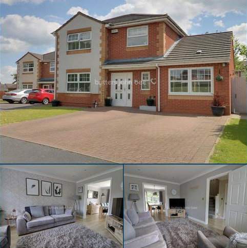 4 bedroom detached house for sale - Western Downs, Stafford