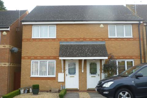 2 bedroom semi-detached house to rent - Collingwood Close, Luton, Beds LU4