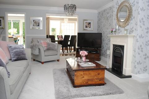 4 bedroom detached house for sale - Reynard Way, Kingsthorpe, Northampton NN2 8QS