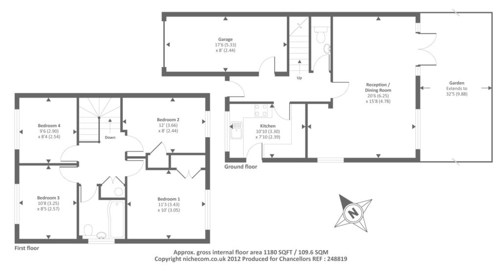 Floorplan 1 of 2: Floor Plan