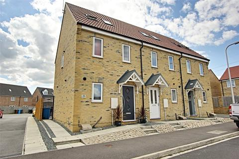 3 bedroom terraced house for sale - Chartwell Gardens, Kingswood, Hull, East Yorkshire, HU7