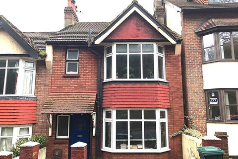 3 bedroom end of terrace house to rent - Millers Road, Brighton.