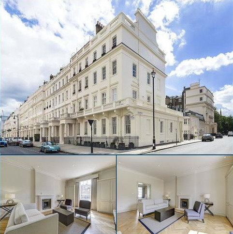 1 bedroom flat for sale - Eaton Place, Belgravia, London, SW1X
