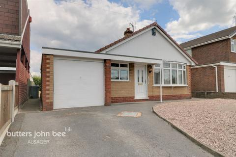 2 bedroom bungalow for sale - Brown Avenue, Church Lawton