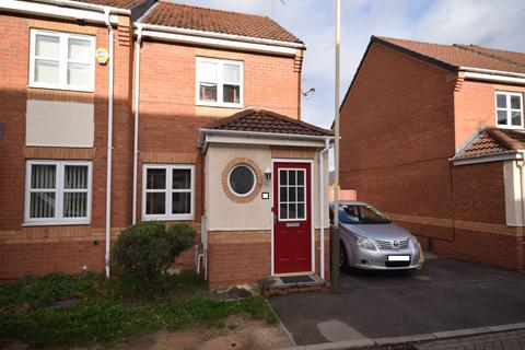 2 bedroom semi-detached house to rent - Guestwick Green, Hamilton, Leicester